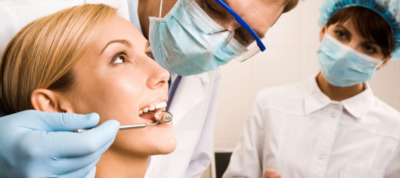 преглед при зъболекар