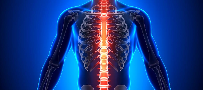 Лечение на гръбначния стълб