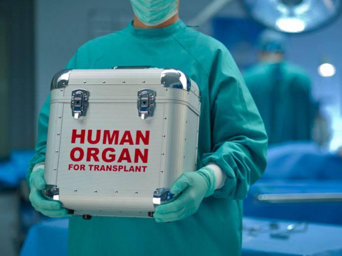 Процедура на Етичната комисия за трансплантация