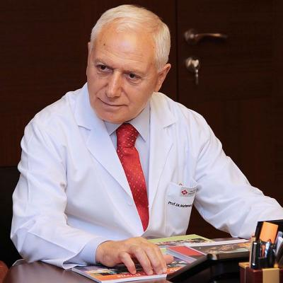 Проф. д-р Мехмет Хаберал