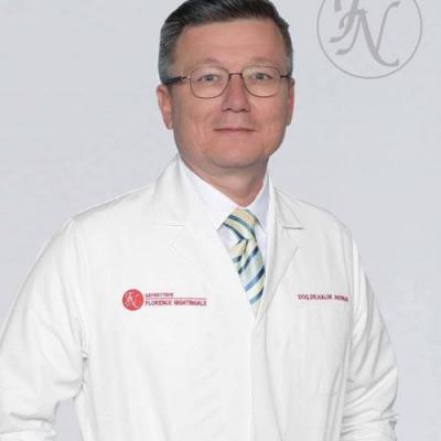 Проф. д-р Халюк Акпънар - Роботизирана урологична хирургия