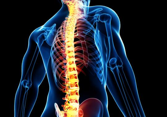 Център за лечение на гръбначния стълб