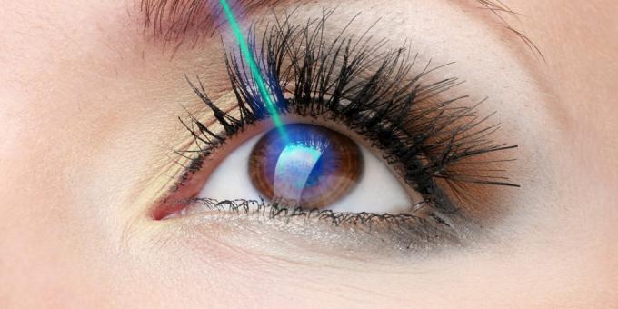 Лазерна корекция на зрението